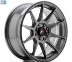 Japan Racing Wheels JR11 Hyper Gray 16*8