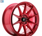 Japan Racing Wheels JR11 Platinum Red 18*8.5