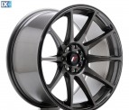 Japan Racing Wheels JR11 Hyper Gray 18*9.5