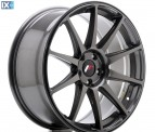 Japan Racing Wheels JR11 Hyper Gray 19*8.5