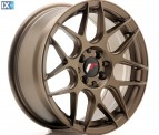 Japan Racing Wheels JR18 Matt Bronze 16*7