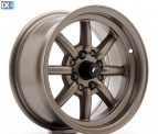 Japan Racing Wheels JR19 Matt Bronze 14*7