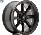 Japan Racing Wheels JR19 Matt Black 16*8