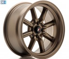Japan Racing Wheels JR19 Matt Bronze 16*8