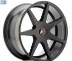 Japan Racing Wheels JR20 Matt Black 18*8.5