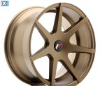 Japan Racing Wheels JR20 Matt Bronze 18*9.5