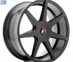 Japan Racing Wheels JR20 Matt Black 19*8.5