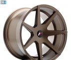 Japan Racing Wheels JR20 Matt Bronze 19*11