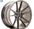 Japan Racing Wheels JR21 Hyper Gray 19*9.5