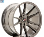 Japan Racing Wheels JR21 Hyper Gray 19*11