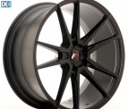Japan Racing Wheels JR21 Matt Black 21*11