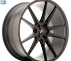Japan Racing Wheels JR21 Matt Black 22*10,5