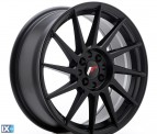 Japan Racing Wheels JR22 Matt Black 17*7