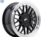 Japan Racing Wheels JR23 Gloss Black 16*7
