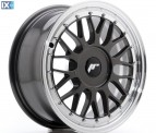 Japan Racing Wheels JR23 Hyper Gray 16*7