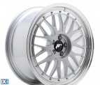 Japan Racing Wheels JR23 Hyper Silver 18*8
