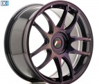 Japan Racing Wheels JR29 Magic Purple 18*8.5
