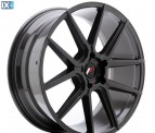 Japan Racing Wheels JR30 Hyper Gray 21*9