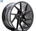 Japan Racing Wheels JR33 Hyper Gray 19*9.5