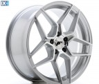 Japan Racing Wheels JR34 Silver Machined 18*8