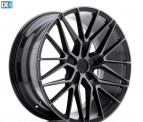 Japan Racing Wheels JR38 Black Brushed 20*9