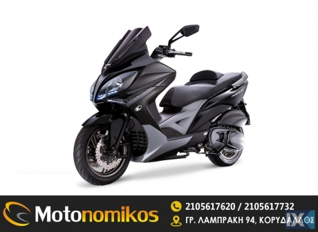 Kymco Xciting 400 INJECTION ABS '18 - 5.983