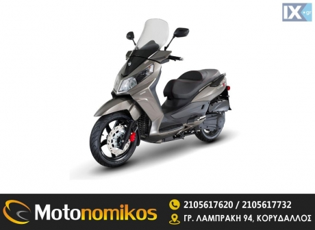 Sym Citycom 300 INJECTION S ABS E4 NEW '18 - 3.695