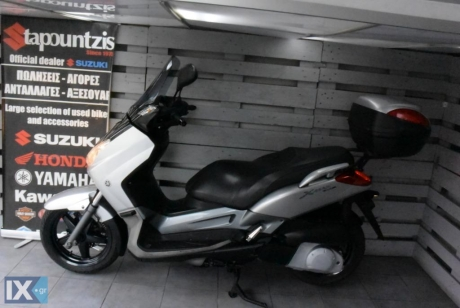 Yamaha X-Max 250 10/08,Injection,Άριστο!! '08 - 2.290