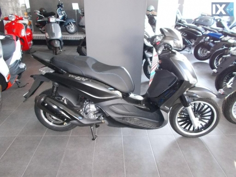Piaggio Beverly Police abs '18 - 4.240