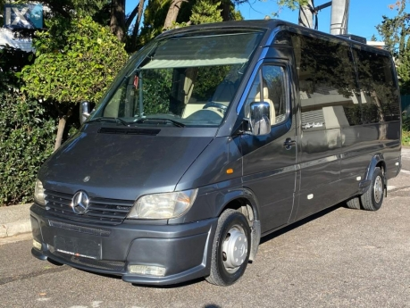 Mercedes-Benz   SUPER SPRINTER 416 CDi AUWERTE '01 - 0