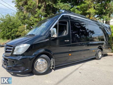 Mercedes-Benz   SPRINTER XXL LUXURY PANORAMA '14 - 0