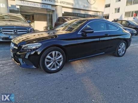 Mercedes-Benz C 180  AVANTGARDE '19 - 33.900