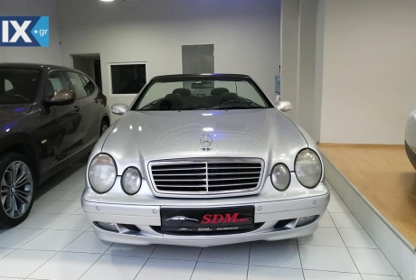Mercedes-Benz CLK 200  '01 - 6.800