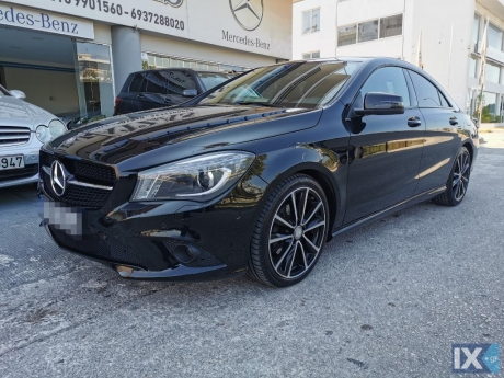 Mercedes-Benz CLA 200 ΑΜG '15 - 31.900