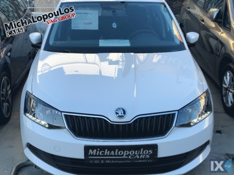Skoda  Fabia ΕΥΚΑΙΡΙΑ Michalopoulos cars '16 - 9.299