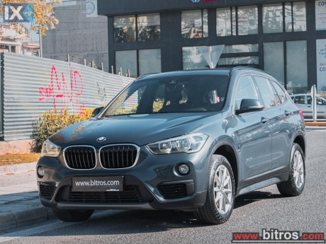 Bmw  X1  16D S-DRIVE+CRUISE+BOOK '16 - 21.800