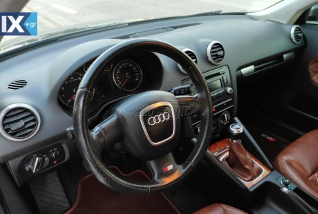 Audi  A3 look s3 facelift 210hp!!!! '09 - 13.800