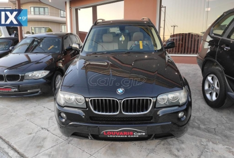 Bmw  X3 face lift panorama '09 - 16.900