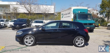 Mercedes-Benz  A 180 AUTO 1.5D Urban 109hp Full! '15 - 16.499