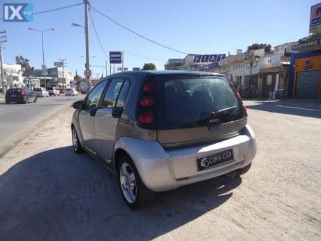 Smart Forfour diesel copa car με αποσυρση '08 - 4.490