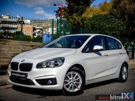 Bmw 218  Active Tourer ΕΛΛΗΝΙΚΟ Book  '16 - 16.650