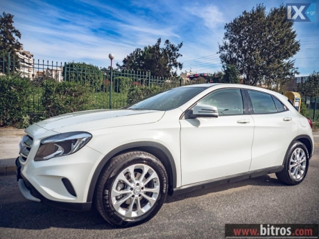 Mercedes-Benz GLA 200  200 ΒΕΝΖΙΝΗ 156HP +Book '16 '16 - 23.500