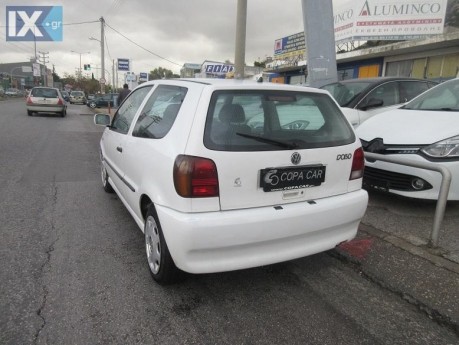 Volkswagen Polo COPA CAR ΜΕ ΑΠΟΣΥΡΣΗ '00 - 1.990