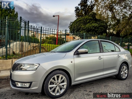 Skoda Rapid  TSI DSG 1.4 122HP +Book '13 '13 - 10.000