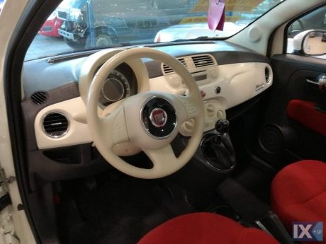 Fiat 500 TWIN AIR TURBO LOUNGE PANORAMA '12 - 8.200