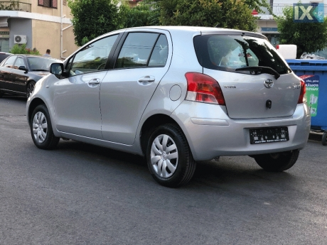 Toyota Yaris facelift '10 - 6.000