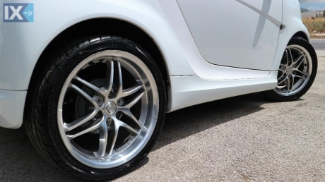 Smart Fortwo BRABUS EXCLUSIVE '11 - 9.990