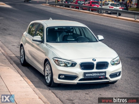 Bmw 116 d ADVANTAGE +NAVI +Book '17 - 16.800