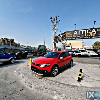 Volkswagen Polo cross euro6 '16 - 12.490