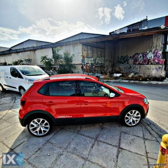 Volkswagen Polo cross euro6 '16 - 11.490